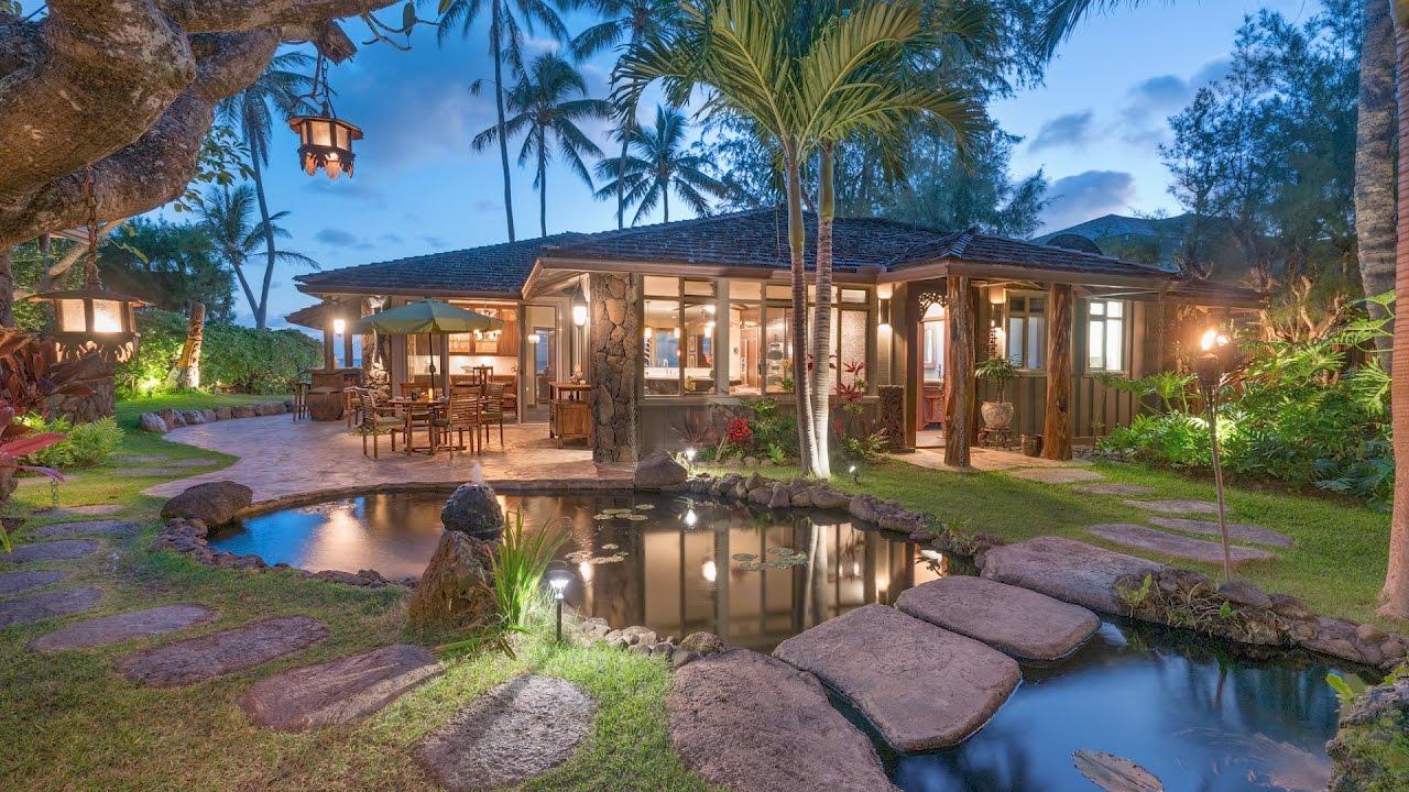 Lanikai Beach Luxury Estate For
