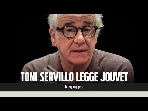 """Toni Servillo legge Jouvet: """"Dopo oltre 30 anni il teatro resta un mistero"""""""