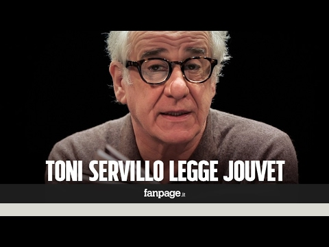 Toni Servillo legge Jouvet: Dopo oltre 30 anni il teatro resta un mistero