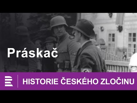 Historie českého zločinu: Práskač