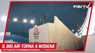 Il Big Air torna a Modena durante Skipass