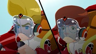 DRAKERS | Hour of Truth | Full Episode 25 | Cartoon Series For Kids | English