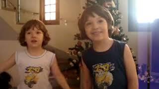 Raul e Otto   Feliz Natal!