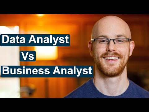 Data Analyst vs Business Analyst   Which Is Right For You?