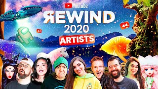 YouTube Rewind 2020 Artists Edition #YouTubeRewind Moriah Elizabeth Jazza