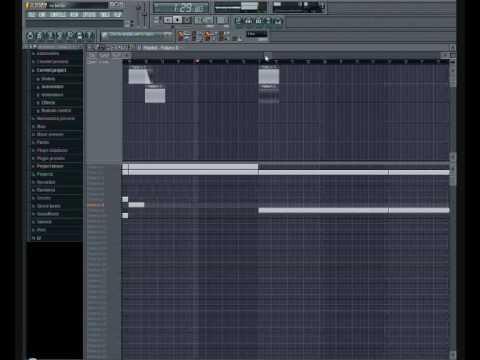 r&b fl studio simple sample