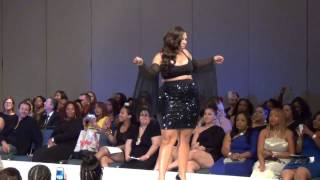 cult of ca hits the runway in la fashion week for haute curves 2012 fashion show