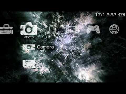 PTF Themes For PSP