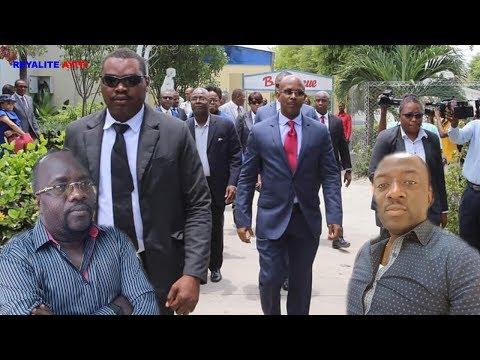 Jounal premye Okazyon-Kòman Ayiti reveye /Senatè D-Kato kraze Seans imilye PM J-Michel Lapin