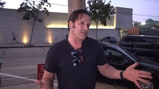 Frank Stallone Talks Boxing, Says Brother Sly Could Not Beat Mayweather
