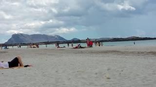 Лучший пляж Сардинии