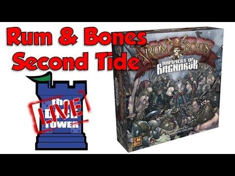 Rum & Bones Second Tide (w/Hammers of Ragnarök) LIVE