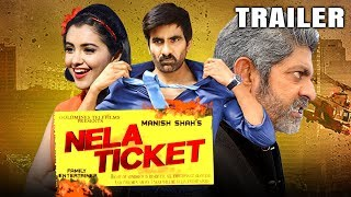 Nela Ticket Hindi Dubbed | Ravi Teja | Released Only On Goldmines Telefilms