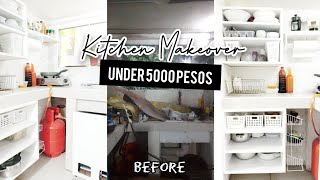 Diy Small Kitchen Renovation Philippines - Functional, Small & Minimalist