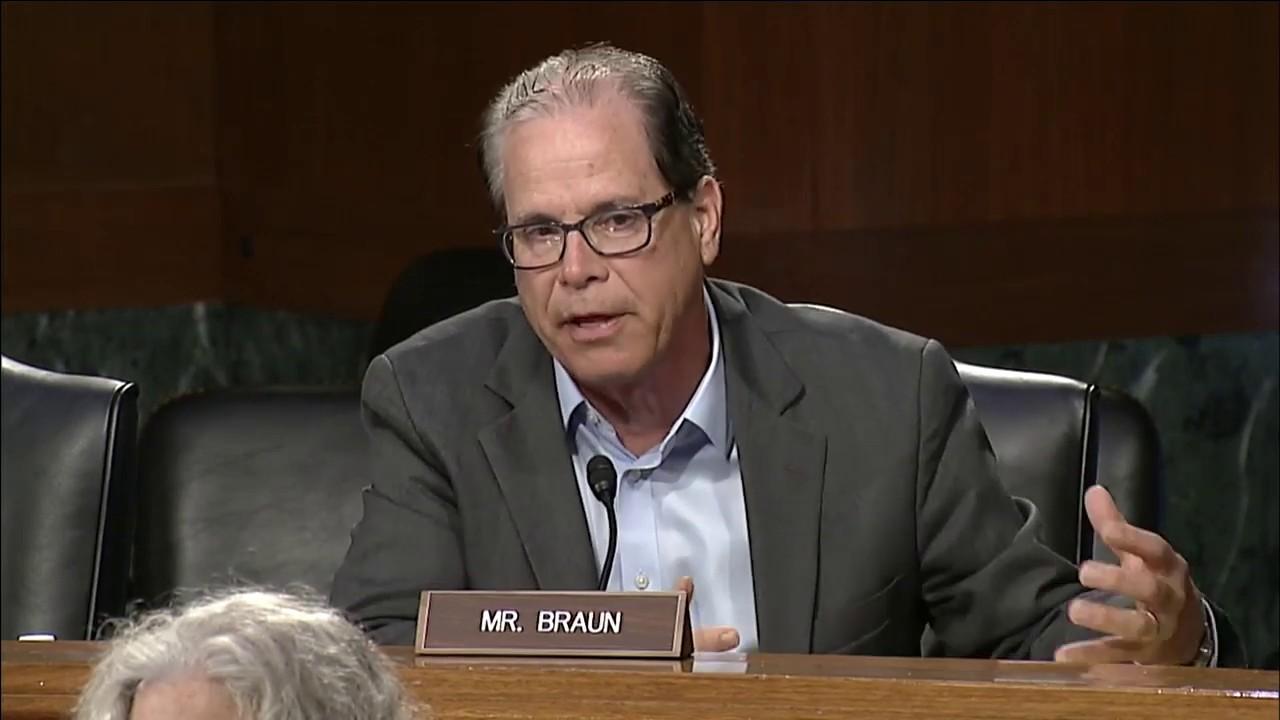 mayor henry braun discusses - 1280×720