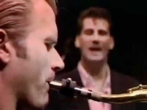 Tony Hadley & Steve Norman - True - Prince's Trust 1989