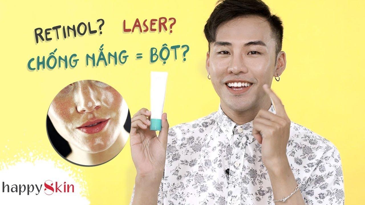 Cách Kiềm Dầu, Giảm Bóng Nhờn Cho Da Bao Hiệu Quả ? | OILY SKIN CONTROL | Happy Skin