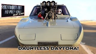 GARAGE SQUAD'S JOE ZOLPER'S DAUNTLESS DAYTONA! STREET OUTLAWS NO PREPS KINGS! RT66 JOLIET!