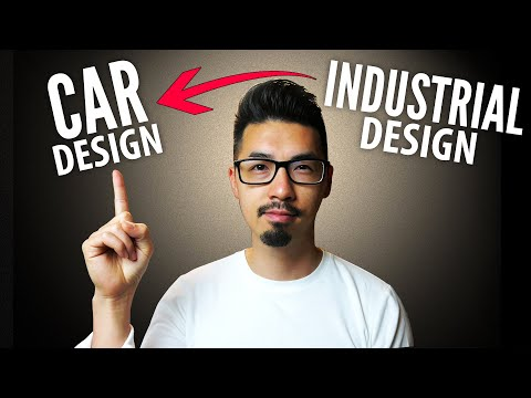 Becoming A Car Designer From Industrial Design (Discussion)