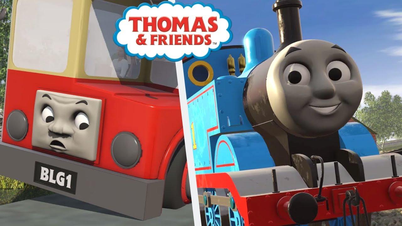 Free the Roads (Season 23 Adaption)   Thomas and Friends   Trainz