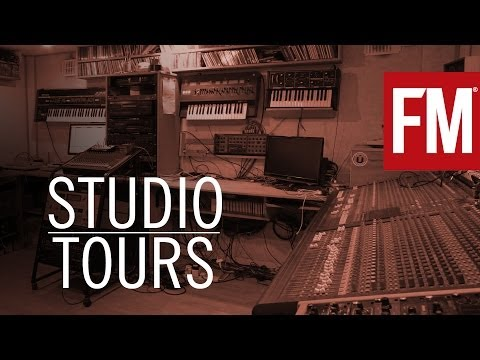 Neville Watson - Studio Tour