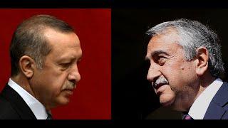 Recep Tayyip Erdoğan ve Mustafa Akıncı Arasındaki Telefon Görüşmesi