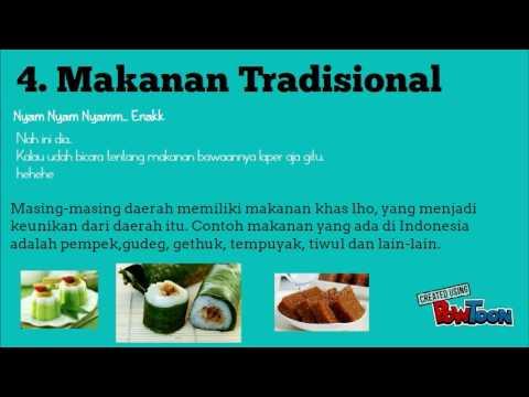 Keberagaman Di Indonesia Youtube