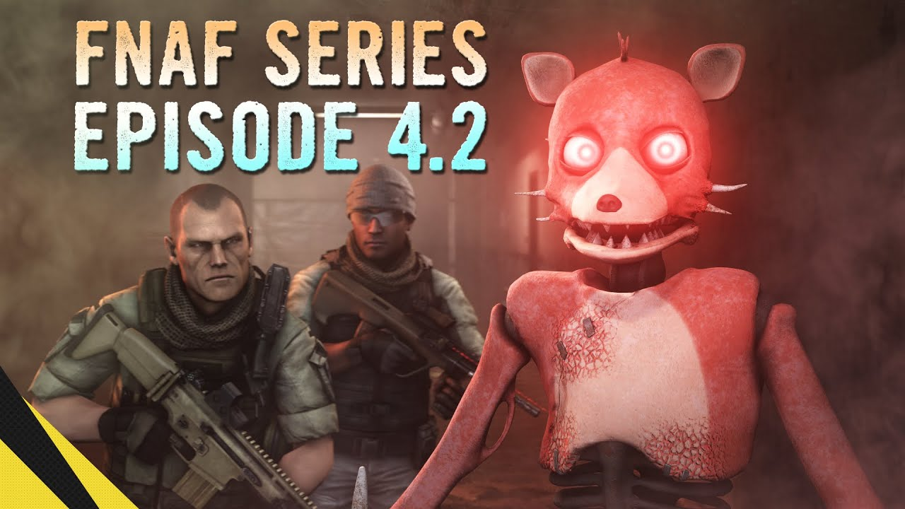 Download FIVE NIGHTS AT FREDDY'S SERIES (Episode 4.2) | FNAF Animation