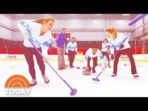 Regular People Try Olympic Sports
