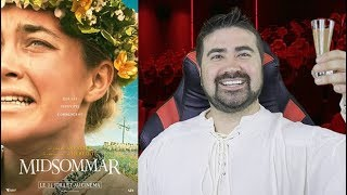 Midsommar Angry Movie Review