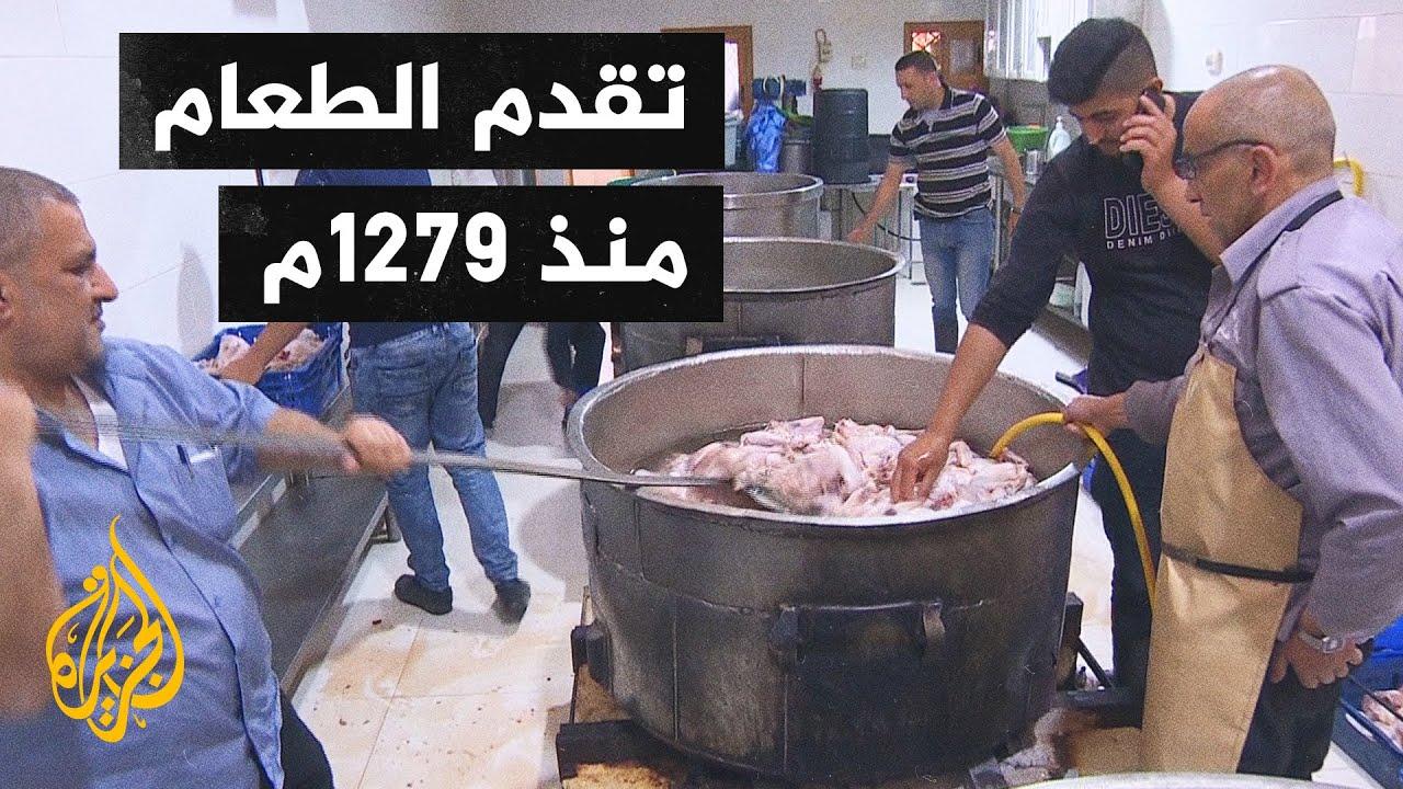 التكية الإبراهيمية بالخليل.. عمل خيري لم ينقطع منذ زمن صلاح الدين  - نشر قبل 9 ساعة