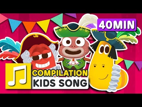 [Larva KIDS] Old King Cole - English - and other songs from Larva KIDS
