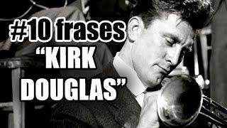 "10 frases de Kirk Douglas en ""El Trompetista"" (Young Man with a Horn)"