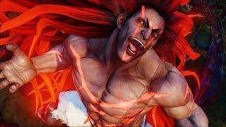 Street Fighter V - Shadow Falls : A Primeira Meia Hora