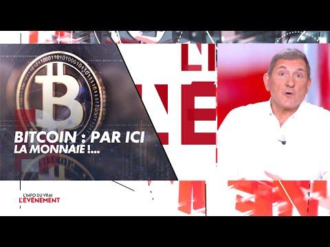 Bitcoin : Par ici la monnaie !...