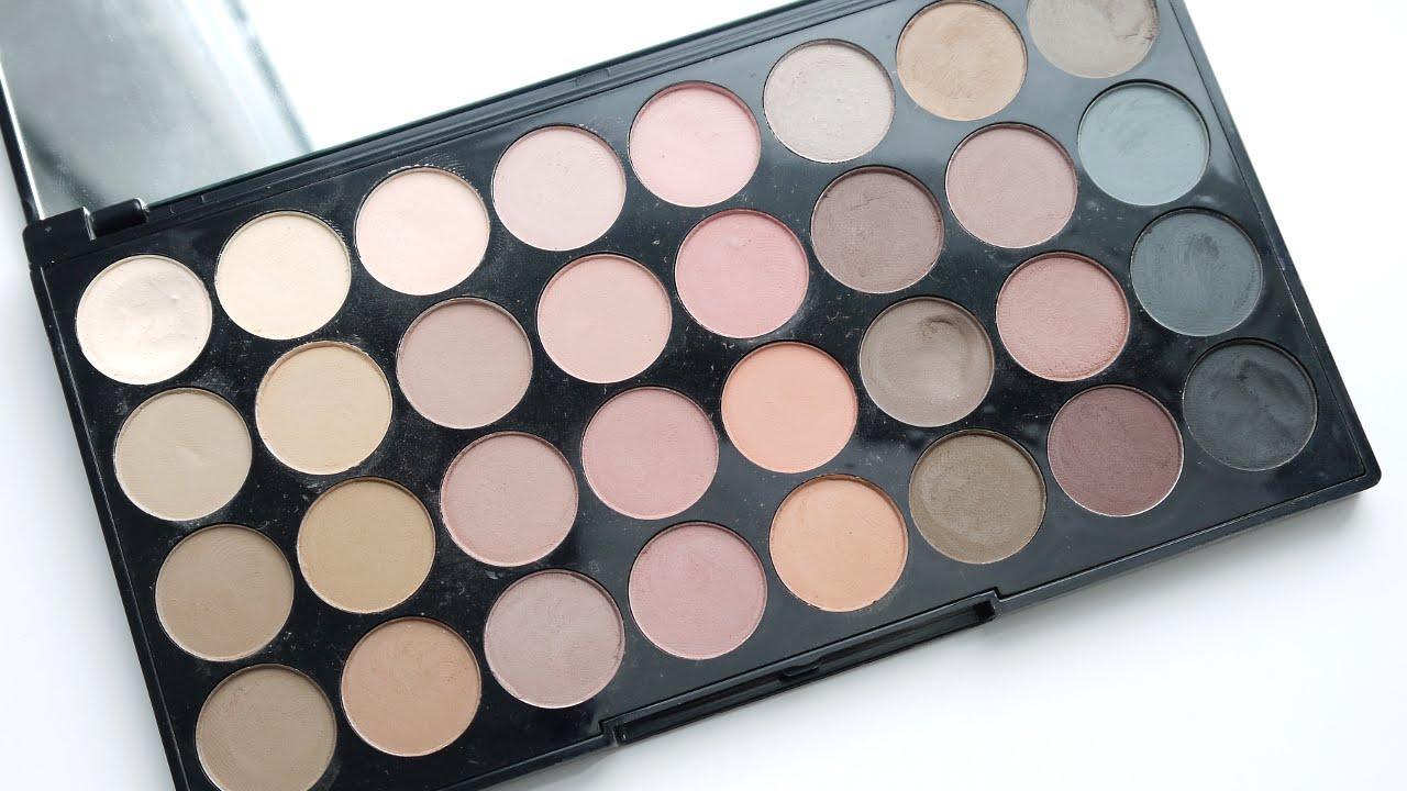 makeup revolution lidschatten palette ultra 32 eyeshadow. Black Bedroom Furniture Sets. Home Design Ideas
