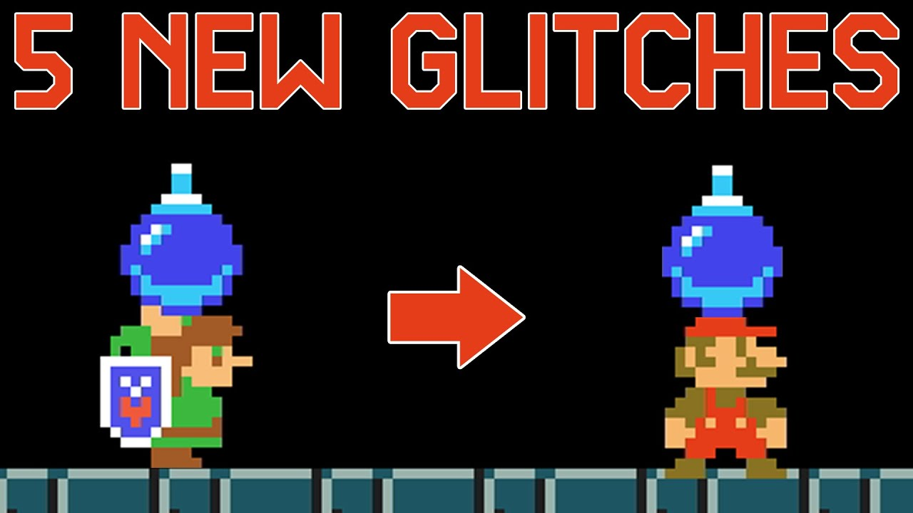 5 New Glitches in Super Mario Maker 2