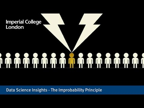 Data Science Insights - The Improbability Principle