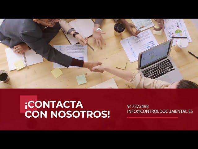 Software de Gestión Documental para Empresas - Control Documental