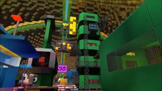 STARMADE: HADES Station - Outer Ring Tour