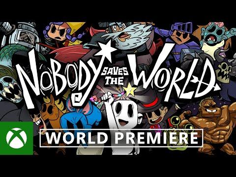 Nobody Saves the World сразу после релиза появится в Game Pass