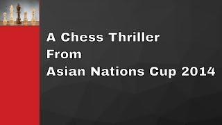 Amer Said Al Masshani vs Krishnan Sasikiran: Asian Nations Cup 2014