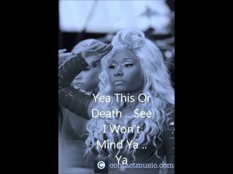 Nicki Minaj Save Me BACKWARDS Lyric Video
