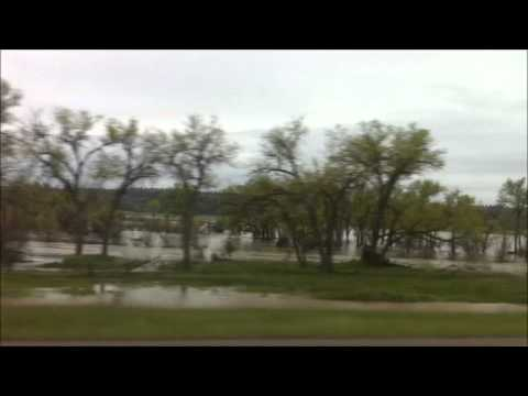 May 2011 Flooding: Musselshell, MT