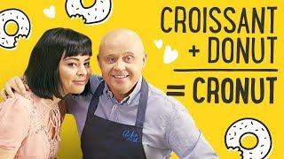 CROISSANT + DONUT = CRONUT ❤ | LoJournal piecze z Pawłem Małeckim!