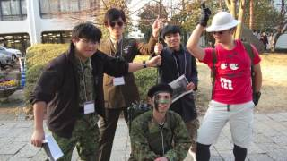 東海大学の湘南校舎にある非公認サバゲーサークルの公式PVです。 非公式の公式ってなんだよ(困惑) そんなことはどうでもいいんだ。わーい!...