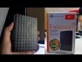 Seagate Expansion 4TB STEA4000400 - внешний жесткий диск на 4 терабайта за смешные деньги! обзор HDD