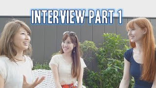 Culturally Half Japanese / Kikokushijo Interview PART 1 (ft. Chika and Melodee)