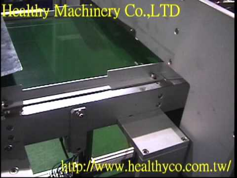 Bed sheet making machine