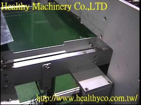 Bed sheet making machine